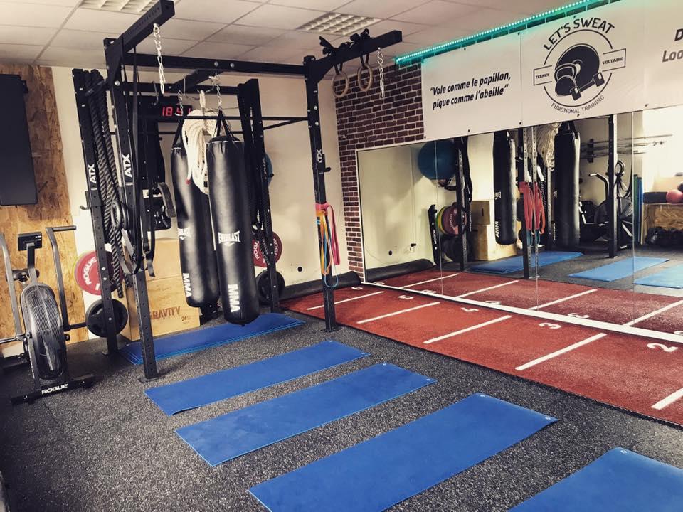 Let S Sweat Votre Salle De Sport A Ferney Voltaire